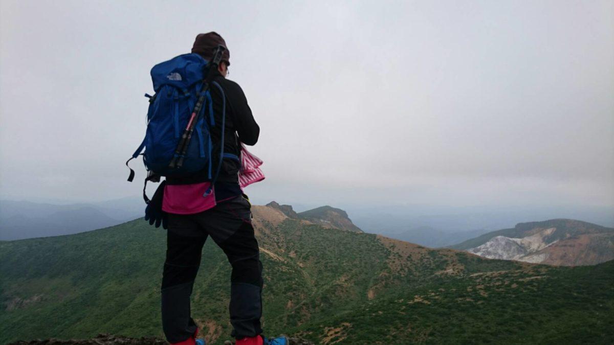 登山とリュック