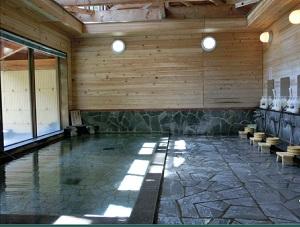駒の湯 内湯