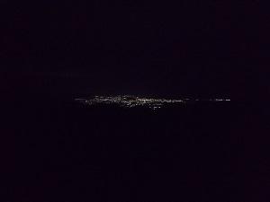 福島市の灯り