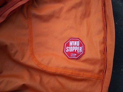 windstopper ファブリクス