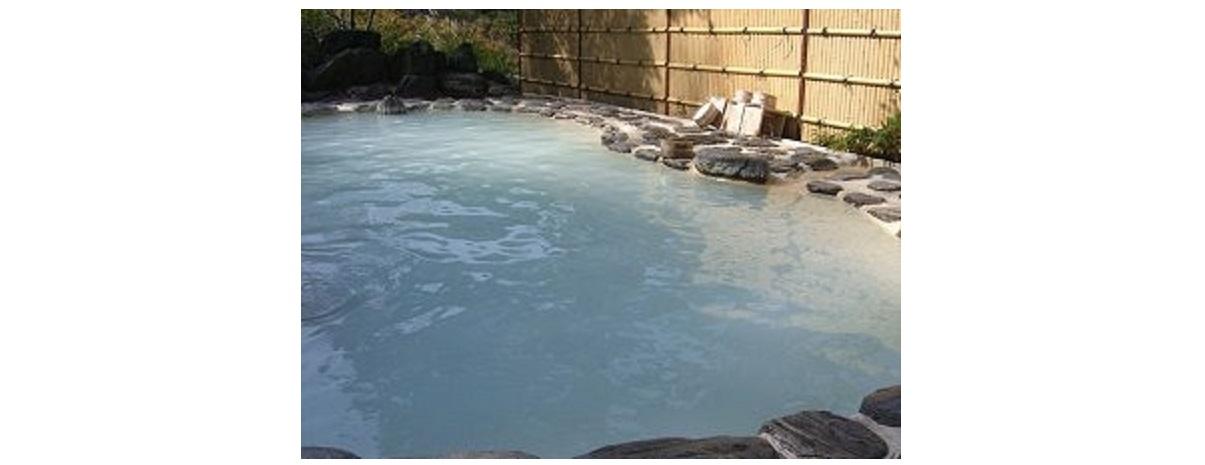 野地温泉のお湯
