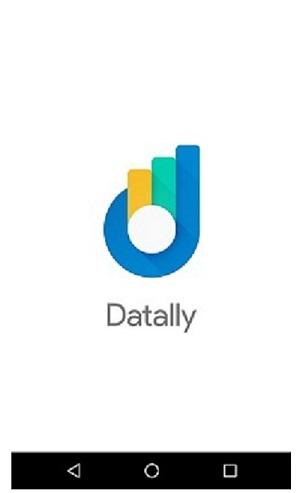 スマホアプリ GoogleDatally トップページ