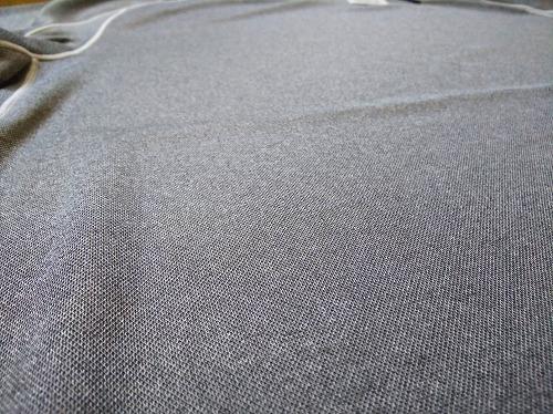 UNIQLO Tシャツ ドライEXクールネックT 生地の質感