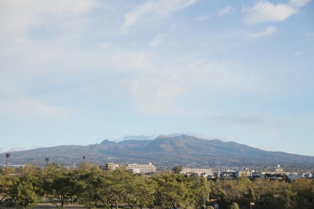 群馬県 赤城山 遠景