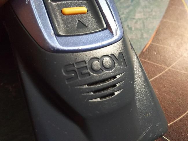 GPS端末 ココセコムの斜めからの画像