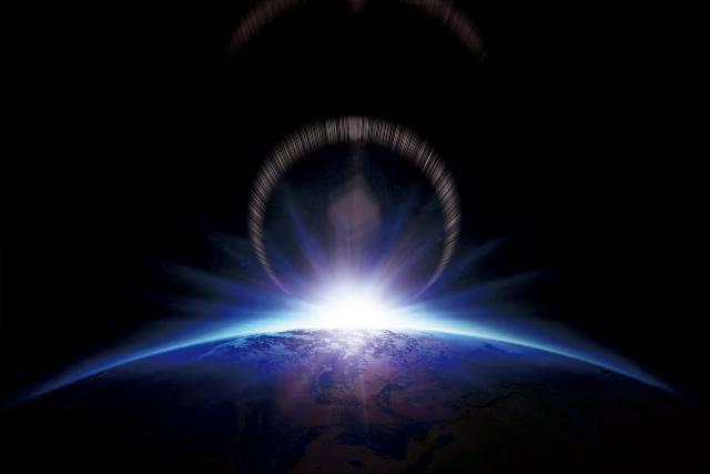 宇宙とガイア