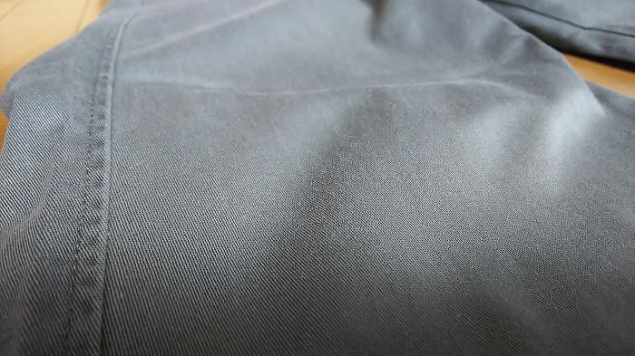 ユニクロ ジョガーパンツ(カーゴ・丈長め76cm 生地質感