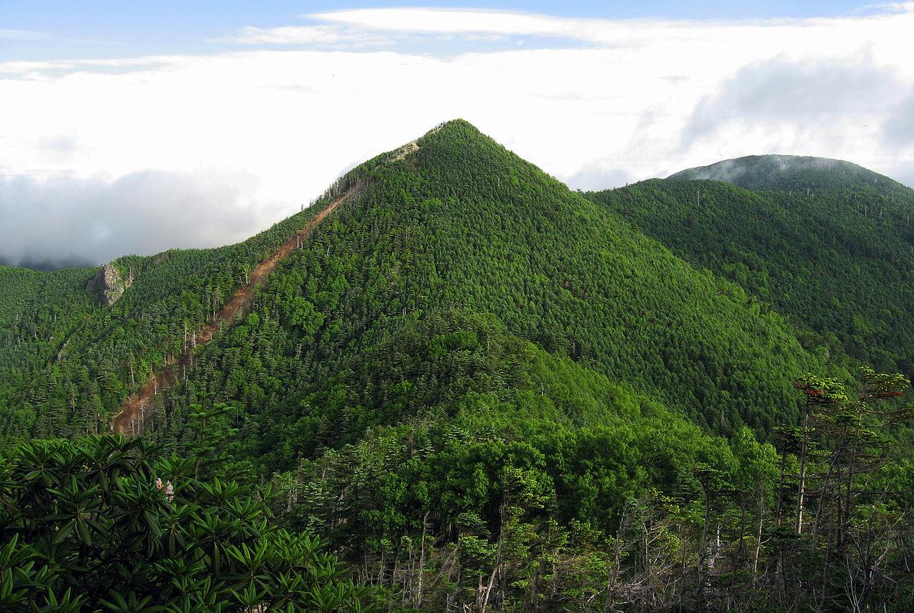 甲武信岳 登山のルート