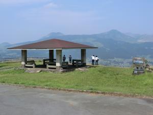 俵山峠展望所