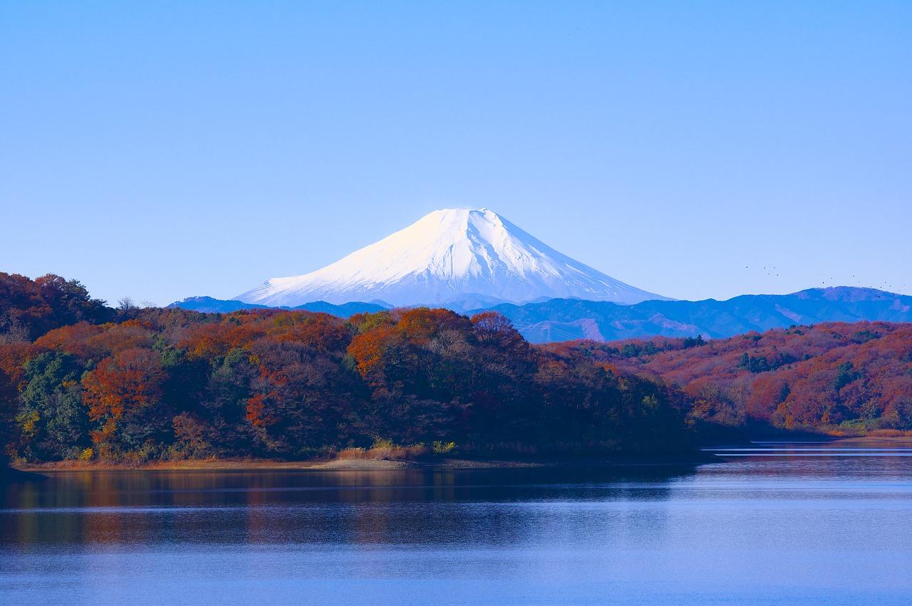 富士山 遠景