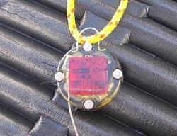 ヤマタン(山岳遭難者探索ビーコンシステム)の端末