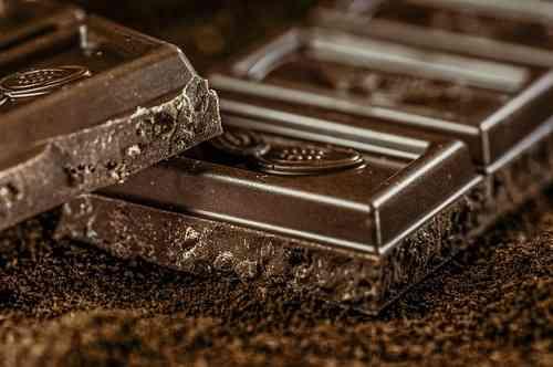 登山のおやつ chocolateのかけら