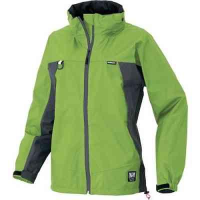 登山で使える アイトス AITOZ 全天候型レディースジャケット