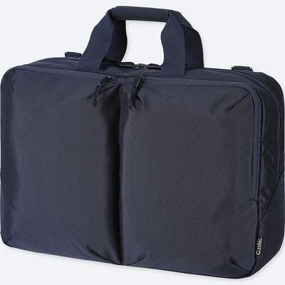 ユニクロ3wayバッグ