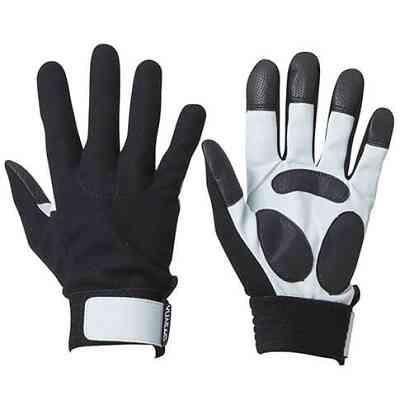ワークマン登山の 手袋 パンダグリップ手袋