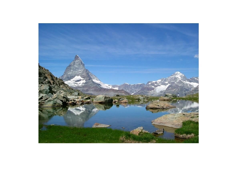 登山 初心者 一人 ツアーでマッターホルン
