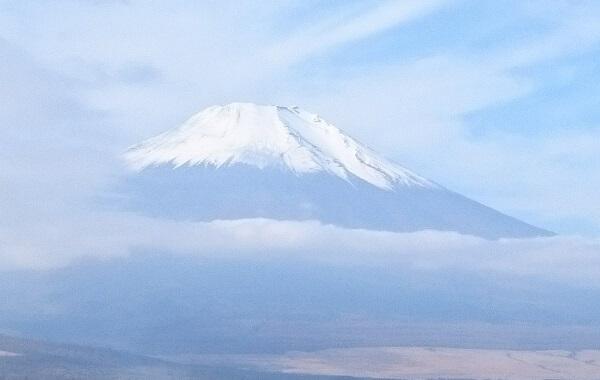 登山初心者が憧れる富士山