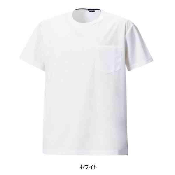 登山のワークマンTシャツ 耐久撥水 半袖ポケット付Tシャツ